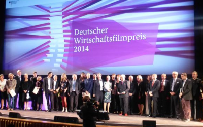 Dräger wins price for the best economy-movie 2014