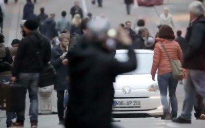 VW E-Up: Das Beatbox-Auto