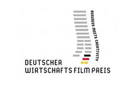 Deutscher Wirtschaftsfilmpreis Logo
