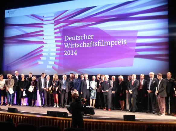 Dräger gewinnt den Deutschen Wirtschaftsfilmpreis 2014