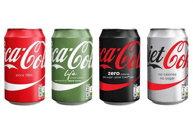 Die neue Markenstrategie von Coca-Cola